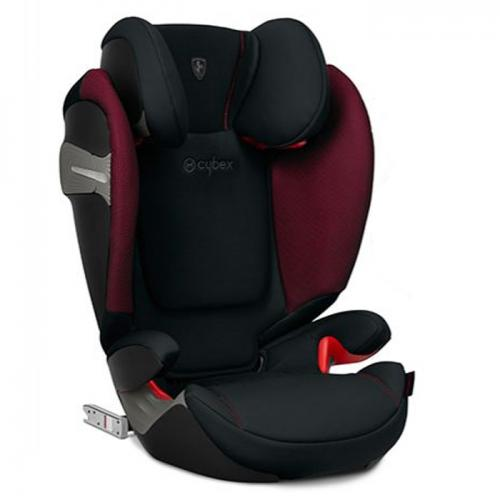 Booster Solution M Fix Ferrari (Isofix)