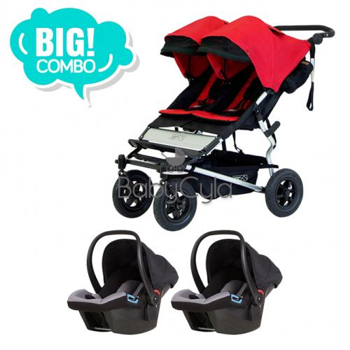 Duet + Infant Car Seat Protect